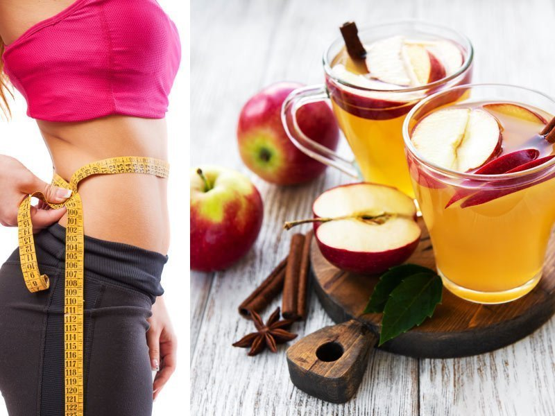 Apple cider vinegar for weight loss