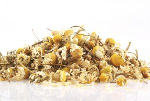 chamomile is a powerful ally when fighting fever